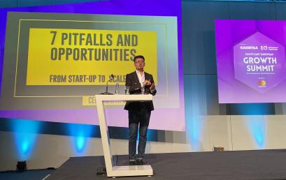 АЛСАС ЕООД участва в ежегодното регионално събитие за предприемачи See Growth Summit